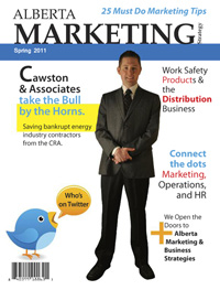 alberta marketing strategy magazine calgary edmonton marketing