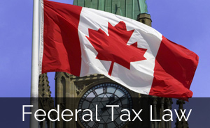 Canadian Federal Budget Update