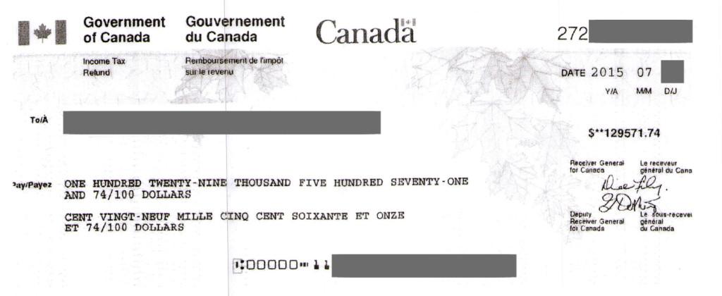 CRA tax refund Calgary tax consultants