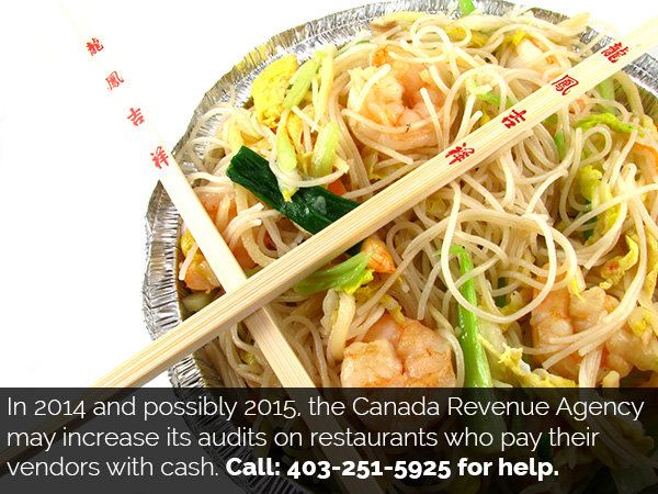 cra restaurant audits canada
