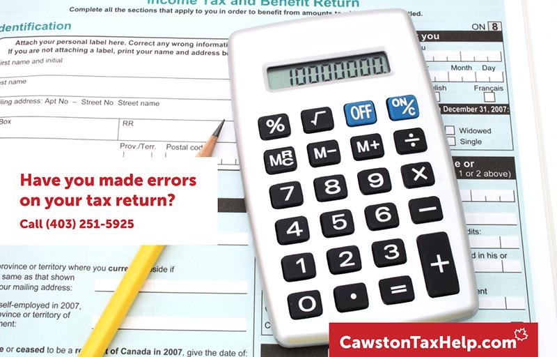 calgary tax consultants Cawston